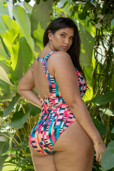 jcpenney plus size bathing suits