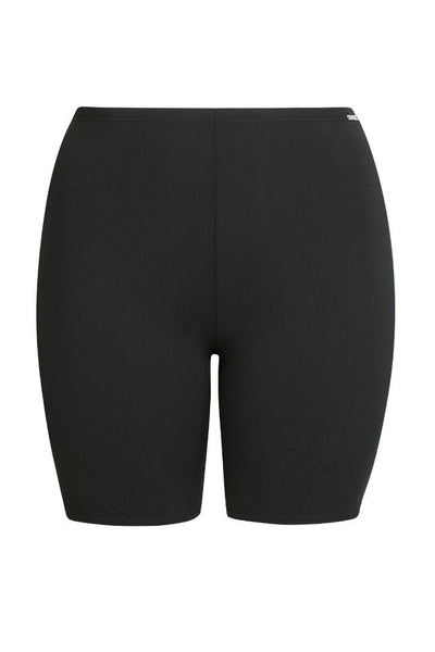 plus size bike short swim pants