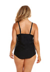 extra long tankini tops plus size