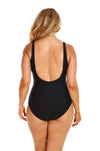 underwire one piece swimwear
