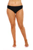 Black Plain Pant Swimsuit