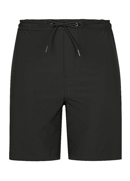 Plain Black Board Shorts Bottom