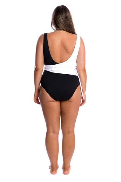 Acapulco Waist Tie Wrap One Piece
