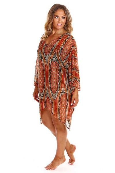 swim cover up dress