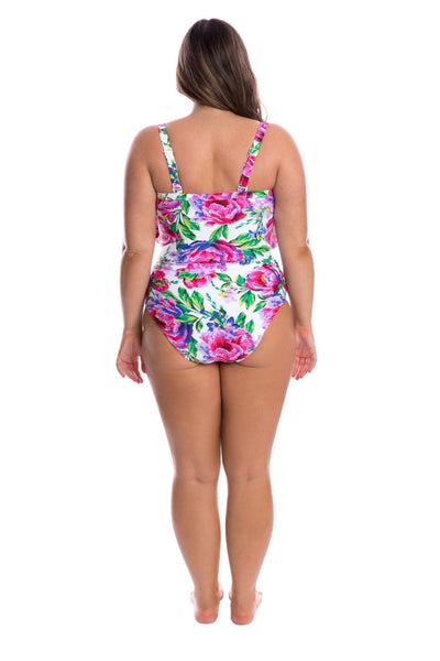deep v neck one piece swimsuits