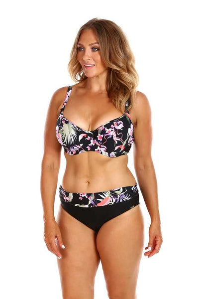 full coverage bikini tops with underwire