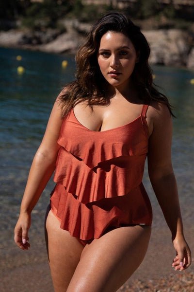 swimsuit outlet plus size swimwear