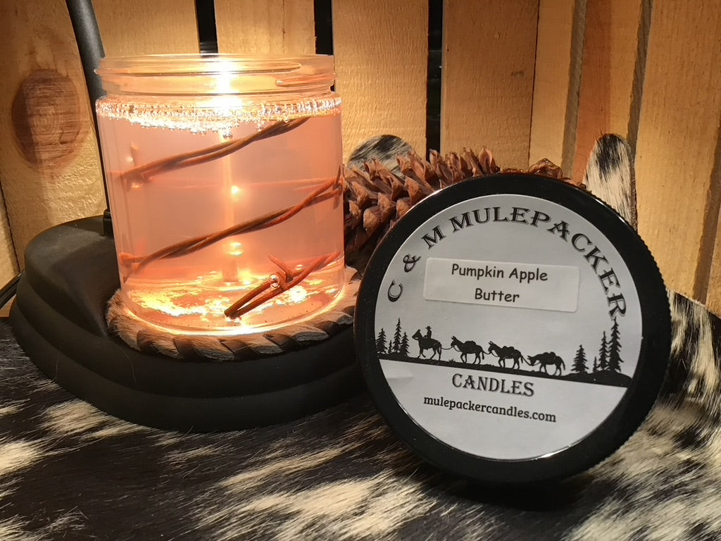 Pumpkin Apple Butter-Barbed Wire