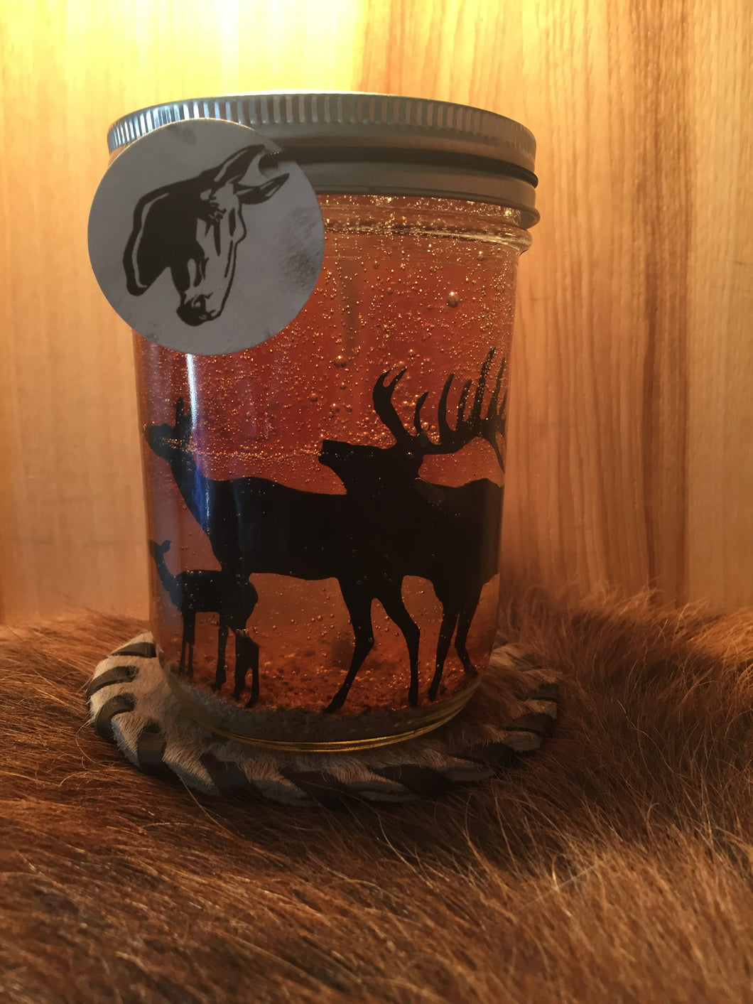 Elk Family-16oz