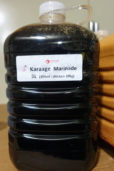 CHICKEN KARAAGE MARINADE SAUCE