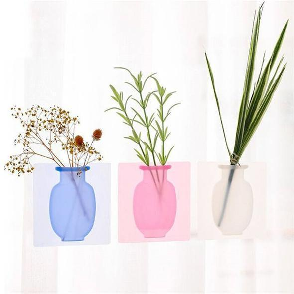 [65% OFF NOW] Magic Traceless Silicone Flower Vase