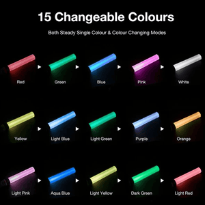 Buy 2 Save 10% off-15 Colors Change Performance Props Glow Sticks