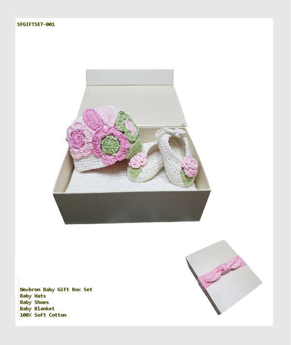 SFGIFTSET - 001 Newborn Baby Gift Box Set