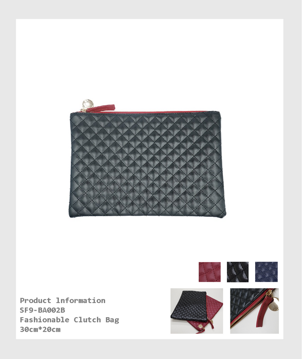 SF9-BA002B -  Fashionable Clutch Bag /時尚手拿包