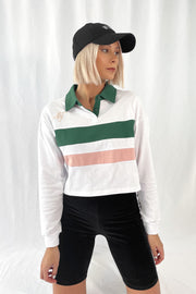 FOXY Long Sleeve Polo