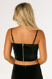 The Melrose Crop Top