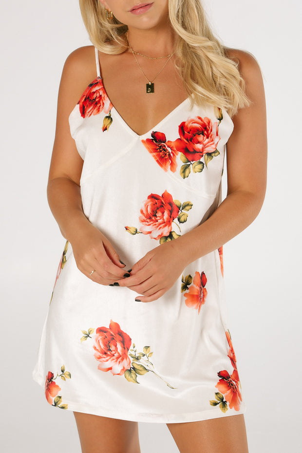 The Naked Rose Cami Dress