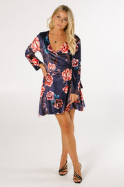 The Dreamer Wrap Dress