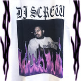 $ DJ SCREW 666 PURPLE FLAME $