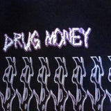 $ BLACK DRUG MONEY LOGO 1 $