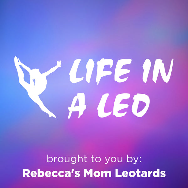 Life in a Leo Episode 39: Interview with gymnastics PT expert, Marla Ranieri