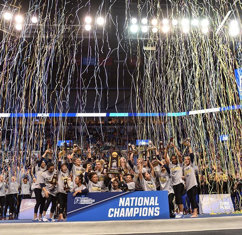 UCLA Gymnastics 2018 NCAA National Champions