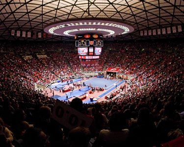 Huntsman Arena - University of Utah