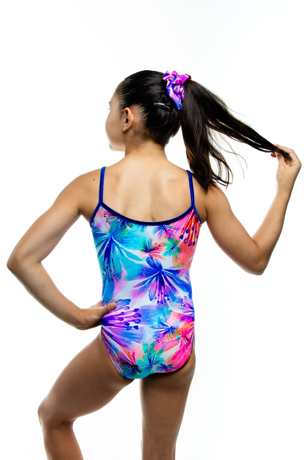 Summer breeze, gymnastics, Rebecca's Mom Leotards, Leotard.com - image