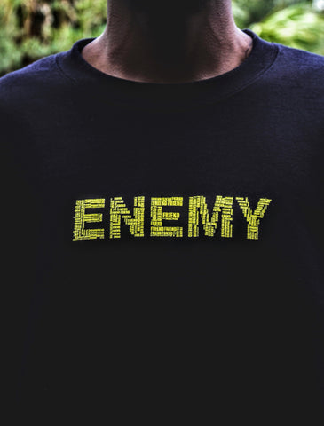 """Enemy"" Sweater"