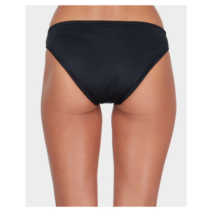 Billabong Sol Searcher Lowrider Bikini Bottom - Black Pebble