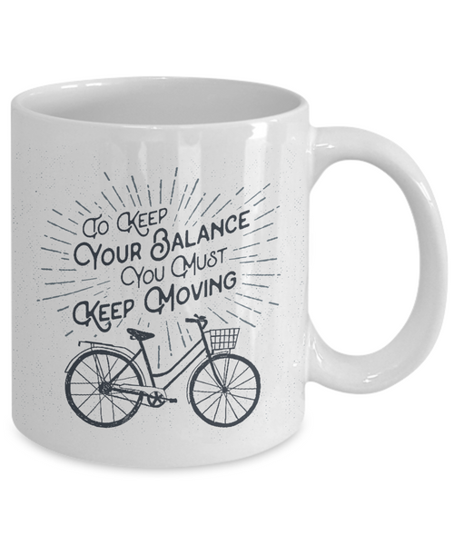 "The ""Keep Your Balance"" Mug"