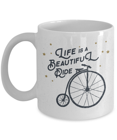 "The ""Life is Beautiful"" Mug"