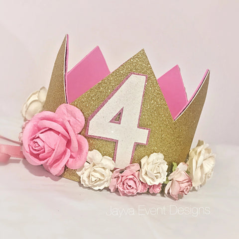 Mini Princess Party Crown