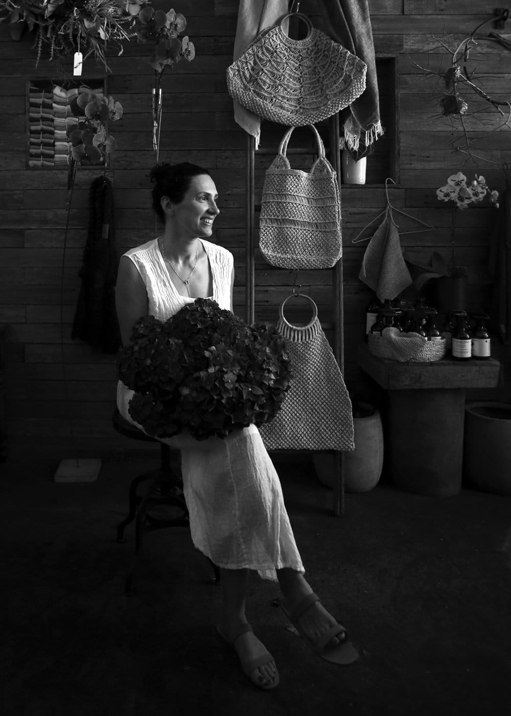 IN CONVERSATION with Maria Claudia | Samambaia Flowers