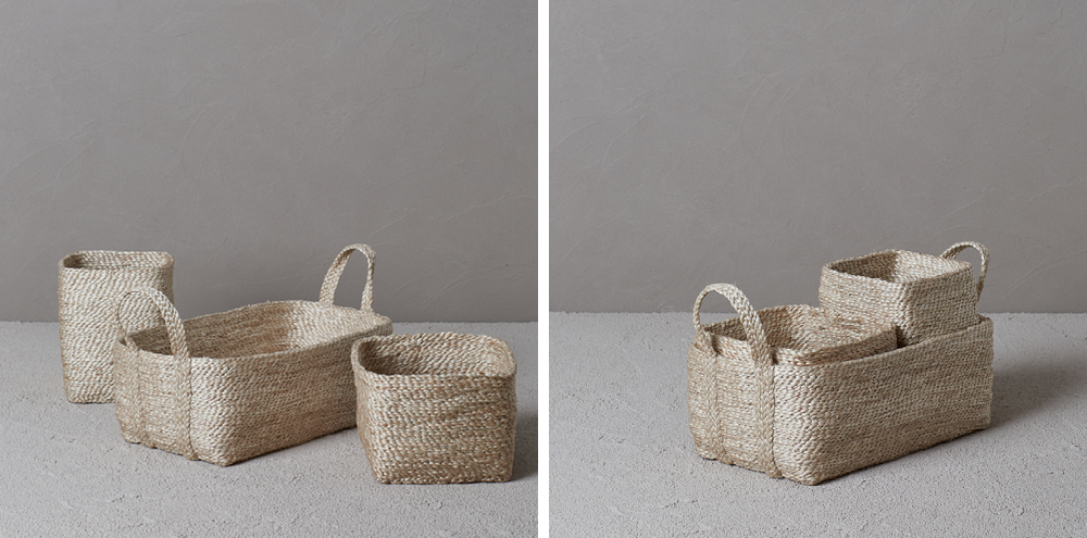 Shop Small Jute Baskets