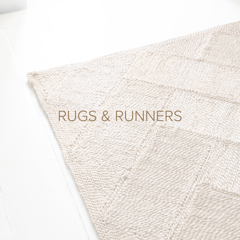 The Dharma Door Jute Rug Runner