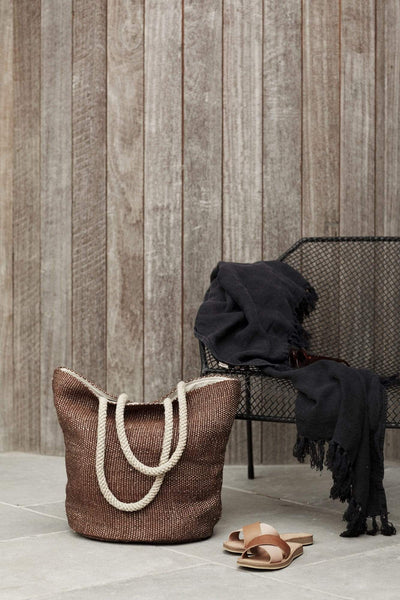 The Dharma Door Bags and Totes Uttam Tote - Earth