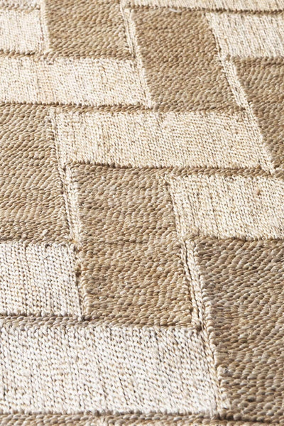The Dharma Door Rugs and Runners Bhola Jute Runner Bhola Jute Runner - Natural
