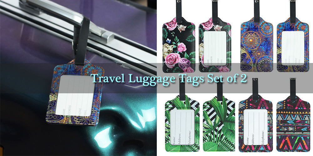 lizimandu travel luggage tags
