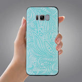 Samsung Galaxy S8 Textured Soft Case (Spiral)