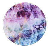 Anti Slip Round Mouse Mat (Crystal)