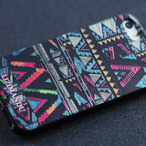 iPhone 5 / 5s / 5se Textured Soft Case (Africa Style)