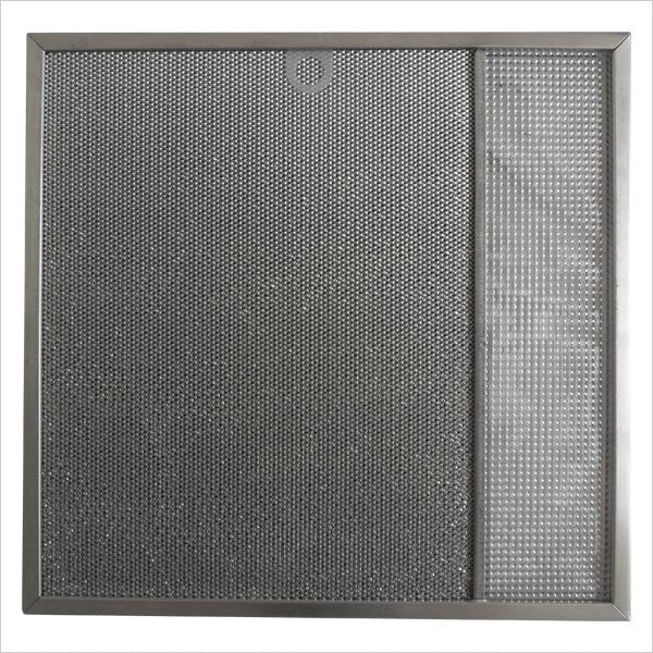 Rangeaire A Series Filter with Glass - Buy now at Rangehood Filters