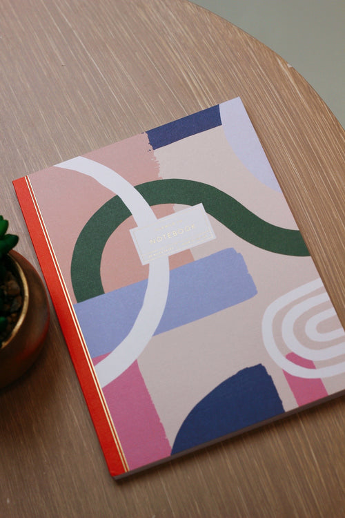 MODERN ART NOTEBOOK