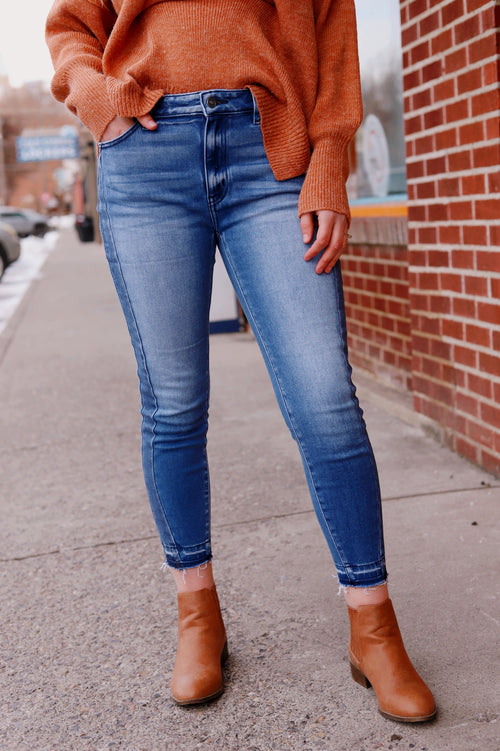 UPTOWN GIRL DENIM