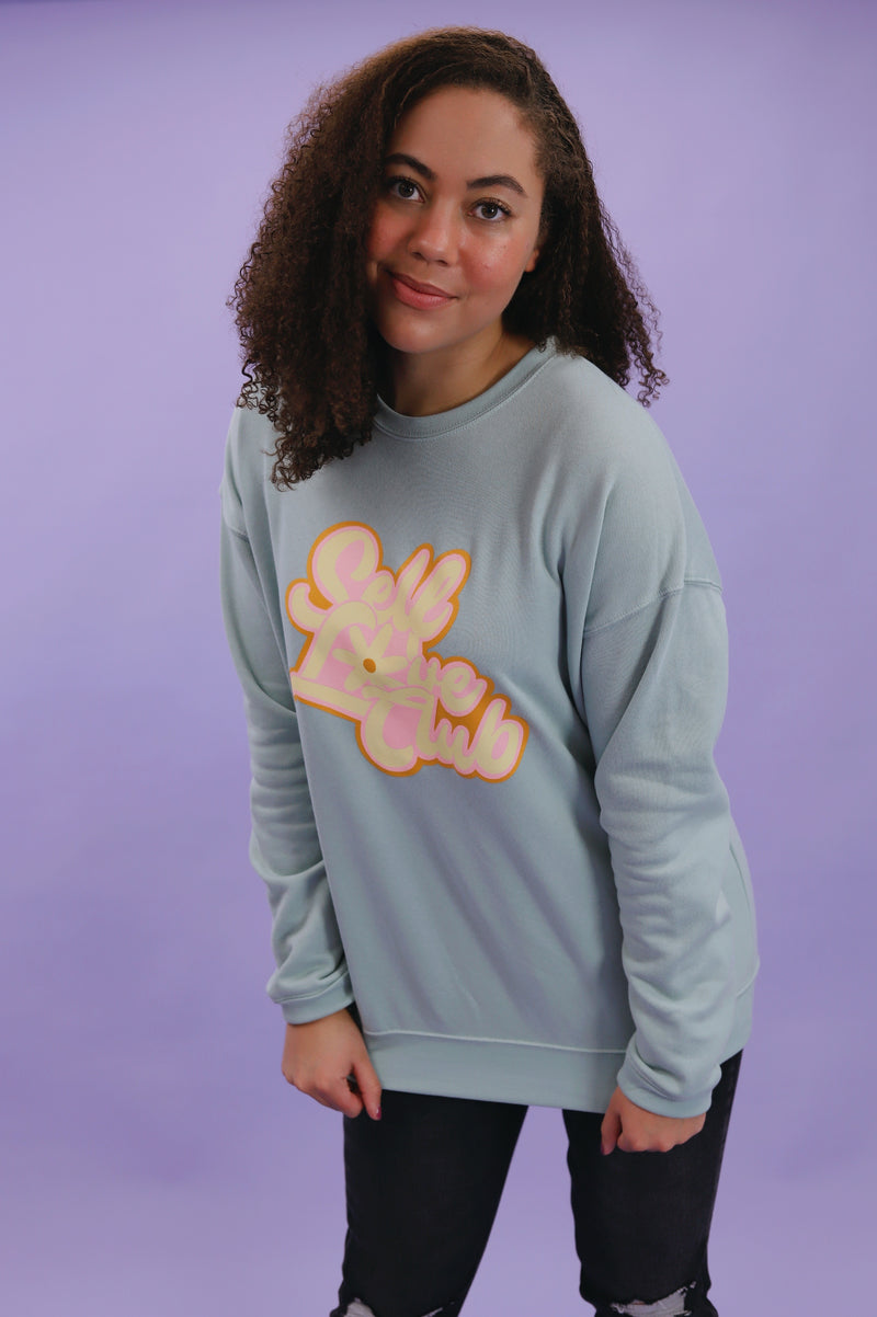 SELF LOVE CLUB PULLOVER