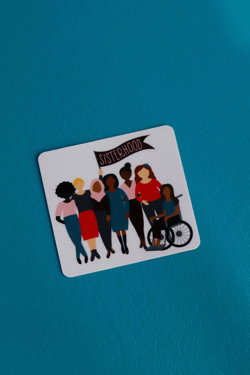 SISTERHOOD STICKER