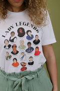 LADY LEGENDS TEE