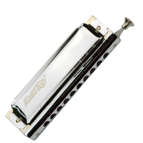 Easttop Chromatic Harmonica 10 Hole 40 Tone ABS