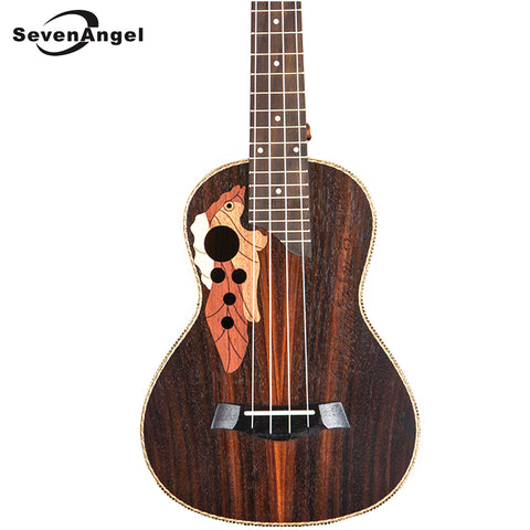 SevenAngel 26 inch Tenor Ukulele 4 Strings Rosewood Electric Ukelele